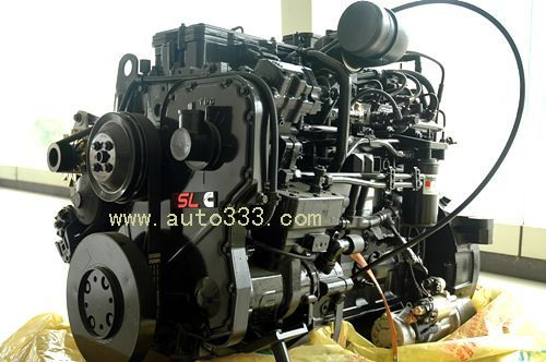 Cummins Engine Assembly
