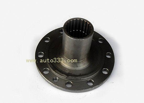 EQ2102 EQ2100E front axle outer half shaft flange 23E-03091