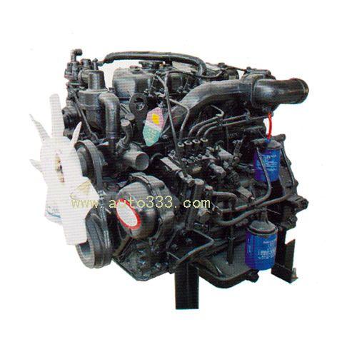 Yunnei four cylinder engine