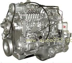 dongfeng cummins 6L series engine assy