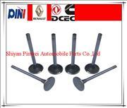 Engine parts intake valve C3924492/exhaust valve C3921444