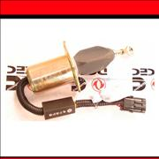 4942878 DCEC engine part fuel Cut-off Solenoid Valve