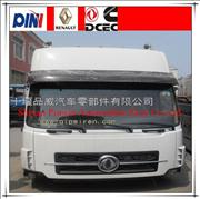 Dongfeng 6x4 prime mover renault engine 420hp height ceiling cabin