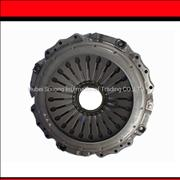 1601090-ZB601, Dongfeng truck parts original gearbox parts clutch plate with cover assy