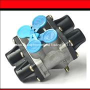 3515W-010, Dongfeng original Dongfeng Kinland days kam dryer parts multi function four protect valve assy, China auto parts