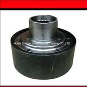 24ZHS01-05070,Wheel gear ring and tray, Dongfeng truck parts