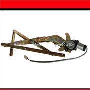 61A06-04009, electrical glass lifter (left), glass frame riser