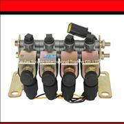 3754110-Z06E0, Dongfeng truck parts link four solenoid