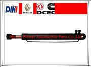 5003010-C0100 durable pallet truck diesel engine black cab flip oil cylinder in stock