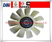 Hot and practical heavy truck engine 2.6kg fan assembly
