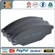 S1020-3501110W0047 friction plate brake block brake pad for Foton