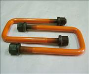 DONGFENG CUMMINS front U bolt high quality for dongfeng EQ153 240mm length