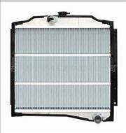 Dongfeng Cummins cooling radiator OEM 1301F55-010