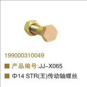 OEM 199000310049 steyr tranmission shaft screw