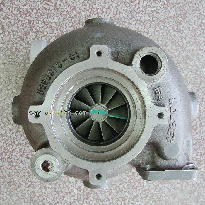 intake engine parts 3594172 HC5A & HX80 water cooled turbocharger