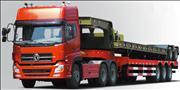 EQ9281BDPT Low Flat Semi-trailer Truck