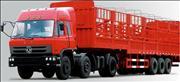 EQ9390CCQT Stake Semi-trailer Truck