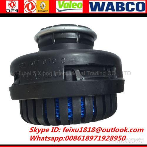 DongFeng Cummins Air dryer silencer 4324070700