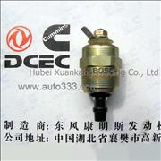 A3903576 Dongfeng Cummins Engine Pure Part Oil Cut-off Solenoid Valve