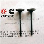 C3924492 Dongfeng Cummins Engine Pure Part Exhaust Valve