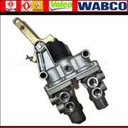 3514E2-010-A factory sells dual chamber air brake valve