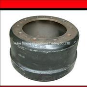 3502075-K2700 China automotive parts cement mixer truck part rear brake hub
