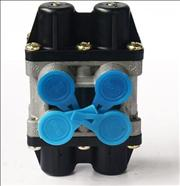 NDongfeng genuine parts Dongfeng kinland Dryer Accessories Multifunctional four circuit security valve assembly 3515W-010