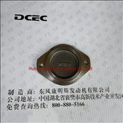 6CT construction machinery dongfeng cummins engine air compressor cover plate 5254610