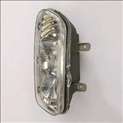 dongfeng tianlong front frog lamp frog lights assembly 3732020-C0100