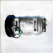 Hot sale Dongfeng School buses air conditioning ac compressor 8104JSB10-010-C for Dongfeng vehicle