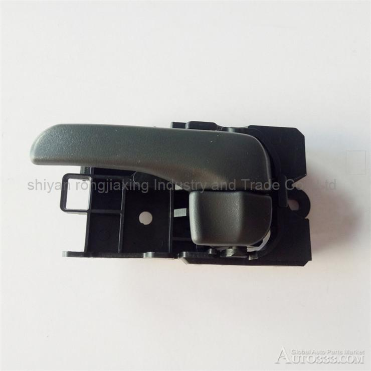 Dongfeng commercial vehicle Tianlong Left door open handle assembly 6105031-C0100