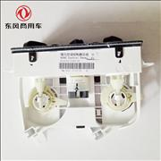 Dongfeng Tianlong warm air conditioner controller assembly with AC switch (manual) 8112010-C0101